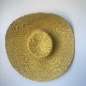 NWOT nine west floppy-sun hat